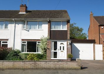 Thumbnail 3 bedroom semi-detached house for sale in Laurel Road, Thorpe St Andrew, Norwich