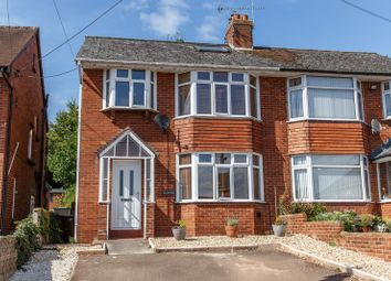 Thumbnail 3 bed semi-detached house for sale in Albert Road, Crediton