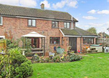 Thumbnail 3 bed semi-detached house for sale in Caroland Close, Smeeth, Ashford, Kent