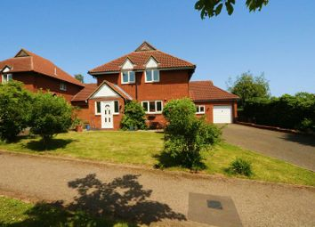 4 bed detached house for sale in Aldrich Drive, Willen, Milton Keynes MK15