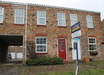 Thumbnail 3 bed terraced house to rent in Vale Cottages, Main Street, Stillington