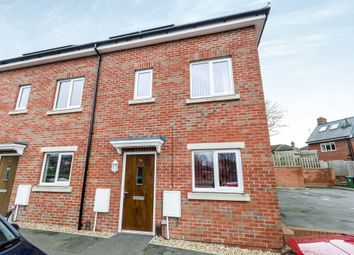 Thumbnail 2 bedroom end terrace house for sale in Winchester Road, Shirley, Southampton