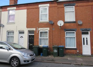 Thumbnail 3 bed terraced house for sale in Richmond Street, Stoke, Coventry