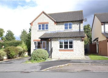 Thumbnail 4 bedroom detached house to rent in The Cornfields, Bishops Cleeve, Cheltenham
