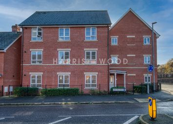 Thumbnail 2 bed flat for sale in Saw Mill Road, Colchester
