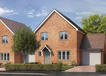 """Thumbnail 3 bedroom detached house for sale in """"The Himscot - Detached"""" at St. Legers Way, Riseley, Reading"""