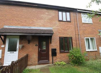 Thumbnail 2 bed terraced house to rent in Lichfield Down, Walnut Tree, Milton Keynes