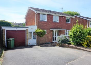 Thumbnail 4 bed detached house for sale in Oak Tree Road, Bordon