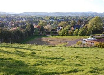 Thumbnail Land for sale in Building Plots At, Craigs Road, Dumfries