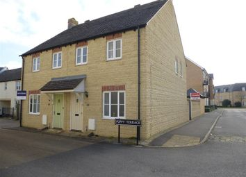 Thumbnail 3 bed property to rent in Poppy Terrace, Carterton