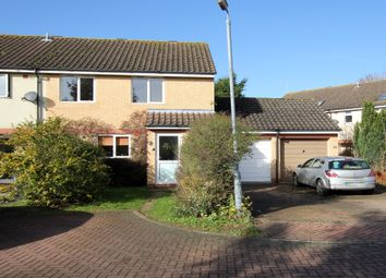 Thumbnail 3 bedroom semi-detached house to rent in Montford Close, Burwell