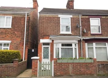 Thumbnail 2 bed end terrace house for sale in Queens Avenue, King's Lynn