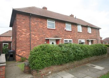 Thumbnail 3 bed semi-detached house for sale in Ellerby Green, Berwick Hills, Middlesbrough