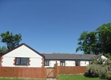 Thumbnail 1 bedroom bungalow to rent in Parc Erissey Industrial Estate, New Portreath Road, Redruth
