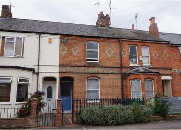 Thumbnail 2 bedroom terraced house to rent in De Beauvoir Road, Reading