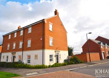Thumbnail 4 bed semi-detached house for sale in Long Meadow Way, Birstall, Leicester, Leicestershire