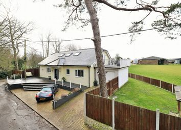 Thumbnail 4 bed detached house for sale in Packards Lane, Wormingford, Colchester, Essex