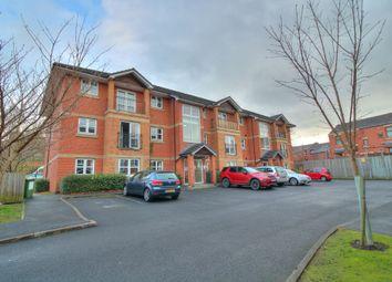Burleigh Road, Preston PR1. 1 bed flat