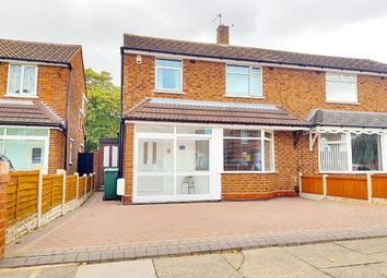 Thumbnail 3 bedroom semi-detached house for sale in Campville Crescent, West Bromwich, West Midlands