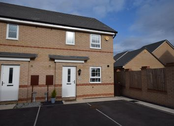 Thumbnail 3 bedroom semi-detached house for sale in Coleman Street, Pontefract