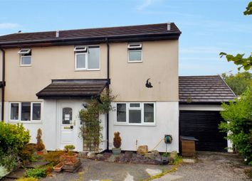 Thumbnail 3 bed semi-detached house for sale in Douglas Close, Roche, St. Austell