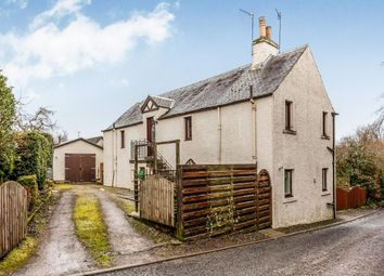 Thumbnail 2 bed flat for sale in Station Road, Methven, Perth