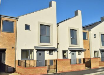 Thumbnail 2 bedroom end terrace house for sale in Ovington Gardens, Eastleigh