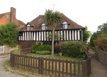Thumbnail 3 bed cottage to rent in High Street, Rolvenden, Cranbrook