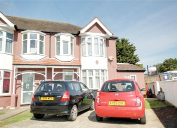 Thumbnail 1 bed maisonette for sale in Lincoln Way, Enfield