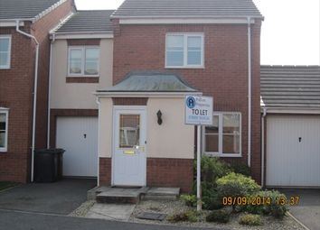 Thumbnail 1 bedroom semi-detached house to rent in Trusley Brook, Hilton
