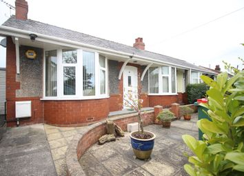 Thumbnail 3 bed semi-detached bungalow for sale in Thirlmere Road, Preston