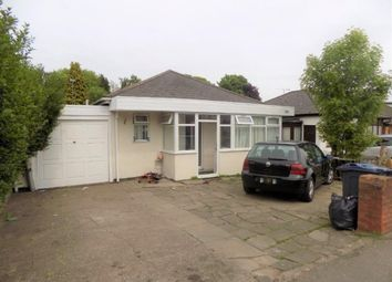 Thumbnail 3 bed detached bungalow for sale in Walsall Road, Perry Barr, Birmingham