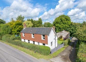 Thumbnail 3 bed detached house for sale in Heathfield Road, Burwash Common, Etchingham