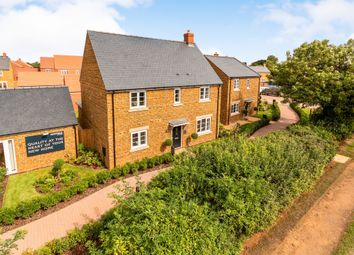 Thumbnail 4 bed detached house for sale in Main Street, Great Bourton, Banbury
