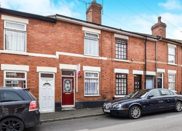 Thumbnail 2 bed terraced house for sale in Wild Street, Derby, Derbyshire
