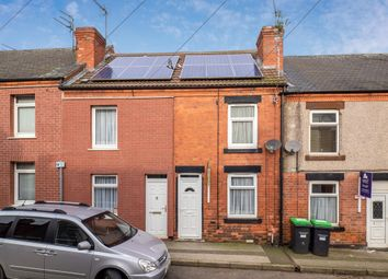 Thumbnail 2 bed terraced house for sale in Wollaton Street, Hucknall, Nottingham