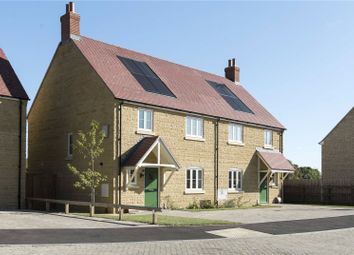 Thumbnail 3 bed semi-detached house for sale in Plot 9, Woodlands, Marriott Close, Wootton-By-Woodstock, Oxfordshire