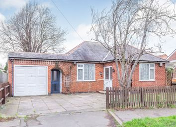 Thumbnail 3 bedroom detached bungalow for sale in Barkbythorpe Road, Thurmaston, Leicester