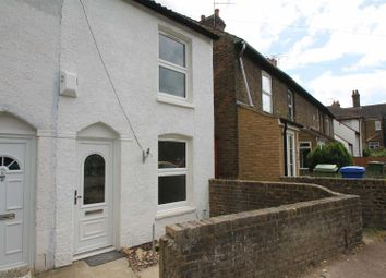 Thumbnail 2 bed end terrace house to rent in Borden Lane, Sittingbourne