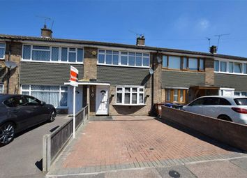 Thumbnail 3 bed terraced house for sale in Brennan Road, Tilbury, Essex