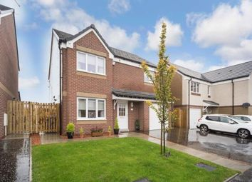 Thumbnail 4 bed detached house for sale in Hallhill Circle, Johnstone, Renfrewshire