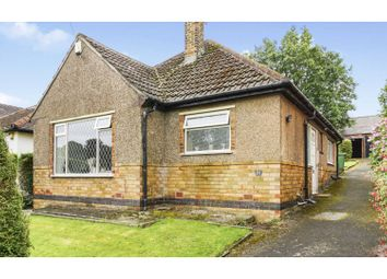 Thumbnail 1 bed detached bungalow for sale in Crimicar Lane, Sheffield