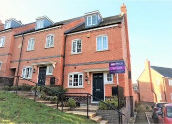 Thumbnail 3 bed end terrace house for sale in Pritchard Drive, Kegworth