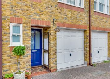 Thumbnail 3 bed terraced house to rent in Charlesworth Place, Barnes, London