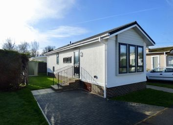 Thumbnail 1 bed mobile/park home for sale in Main Street, Meadowlands, Addlestone