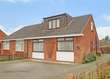Thumbnail 3 bed semi-detached bungalow for sale in Whitefriars, Oswestry