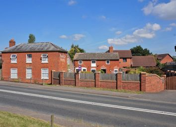 Thumbnail 4 bed detached house for sale in Fromes Hill, Ledbury