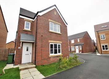 Thumbnail 4 bedroom detached house to rent in Kershope Lane, Blyth