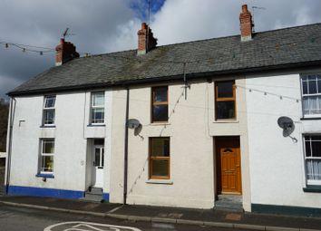 Thumbnail 3 bed terraced house for sale in Lewis Street, Llandysul