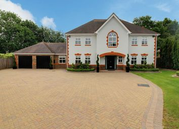 Thumbnail 6 bed detached house for sale in Bluebell Drive, Cheshunt, Waltham Cross